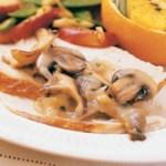 Shallot-Mushroom Gravy