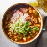 Vegetarian Slow-Cooker Pozole