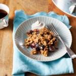 Slow-Cooker Cherry Cobbler