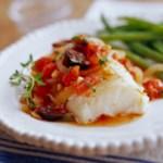 Provençal Fish Fillets