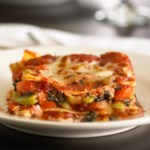 No-Boil Vegetable Lasagna