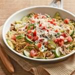 Tuna-Zucchini Pasta
