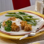 "Chicken-""Fried"" Steak with Spiced Gravy"
