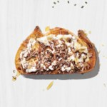 Ricotta & Chocolate Toast