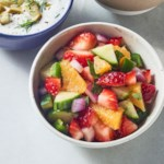 Fruit & Cucumber Relish