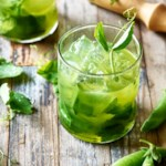 Garden-Fresh Mint Julep