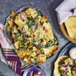 Amped-Up Vegetable Nachos