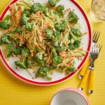 Green Goddess Broccoli Salad