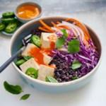 Banh Mi Black Rice Bowls