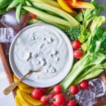 Blue Cheese Dip with Herbs