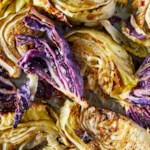Balsamic Roasted Cabbage