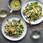 Chicken, Shrimp & Mango Salad