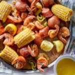 Weeknight Shrimp Boil