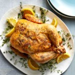 Air-Fryer Rotisserie Chicken
