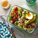 Meal-Prep Turkey Cobb Salad