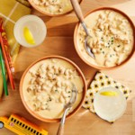 Creamy Mac & Cheese Soup