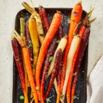 Honey & Orange Glazed Carrots