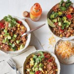 Slow-Cooker Southwest Quinoa Bowls