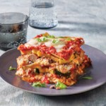 Slow-Cooker Italian Turkey Sausage & Squash Lasagna