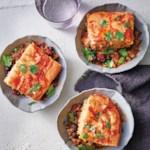 Cornmeal-Topped Turkey Chili Pie