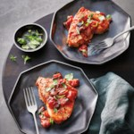 Slow-Cooker Swordfish in Rich Tomato Sauce