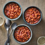 Slow-Cooker Cherry Baked Beans