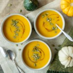 Pumpkin & Coconut Soup
