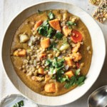 Slow-Cooker Lentil, Carrot & Potato Soup