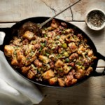 Roasted Fennel & Italian Sausage Stuffing
