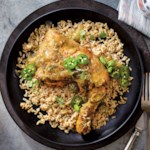 Slow-Cooker Charred Chile Verde Chicken