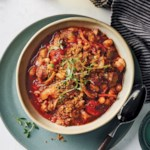 Slow-Cooker White Bean & Sausage Cassoulet