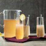 Prosecco Kombucha Cocktail