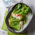 Turkey & Cheddar Lettuce Wraps