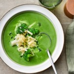 Broccoli-Cauliflower Soup