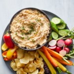 Butternut Squash & Caramelized Onion Dip