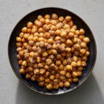 Everything-Bagel Crispy Chickpeas