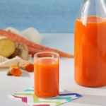 Ginger-Turmeric-Carrot Shots