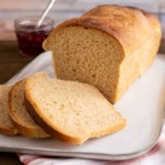 Whole-Wheat Bread-Machine Bread