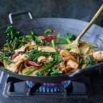 Dry Pot Chicken (Gan Guo Ji)
