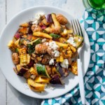 Summer Vegetable Gnocchi Salad