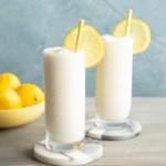 Whipped Frozen Lemonade