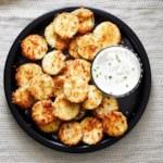 Air-Fryer Zucchini Chips