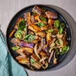 Easy Eggplant Stir-Fry