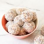Salted Coconut-Caramel Energy Balls