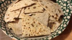 how to make gluten free chapati