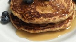 Whole Wheat Oatmeal And Banana Pancakes Recipe
