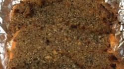 Alaska Salmon Bake with Pecan Crunch Coating Recipe ...