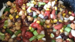Grandma's Slow Cooker Vegetarian Chili Recipe - Allrecipes.com