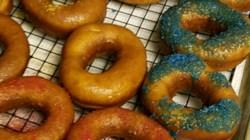 Crispy and Creamy Doughnuts Recipe - Allrecipes.com