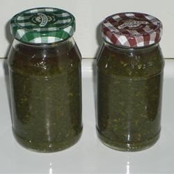 Mint Sauce Recipe - I grew up with this in the UK, and this is how everyone made it. I would be surprised if any pub had additional ingredients. Mint has a sweetness of its own, but a little sugar would be okay, if the diner had a desire for extra sweetness. This sauce is traditionally served with lamb.